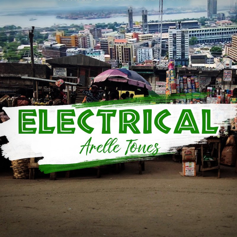 "Arelle Tones – ""Electrical"" cover"