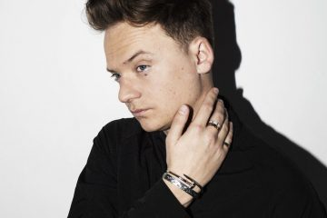 Conor Maynard press photo