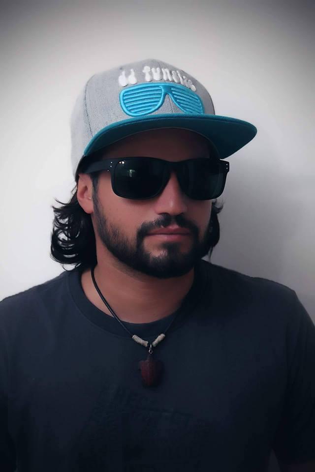 DJ Funsize press photo