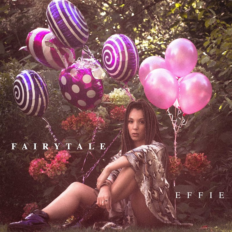"Effie - ""Fairytale"" cover"
