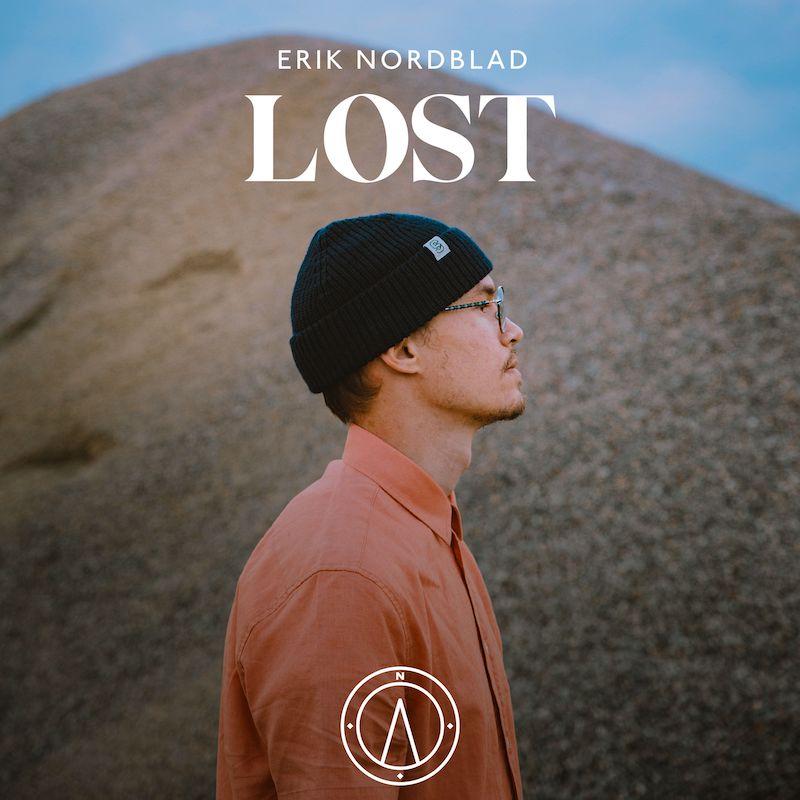"Erik Nordblad - ""Lost"" cover"