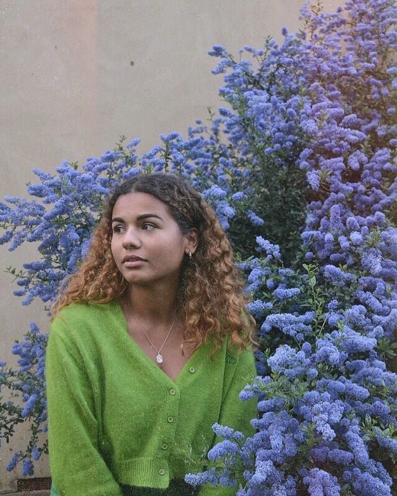 Faye Meana press photo
