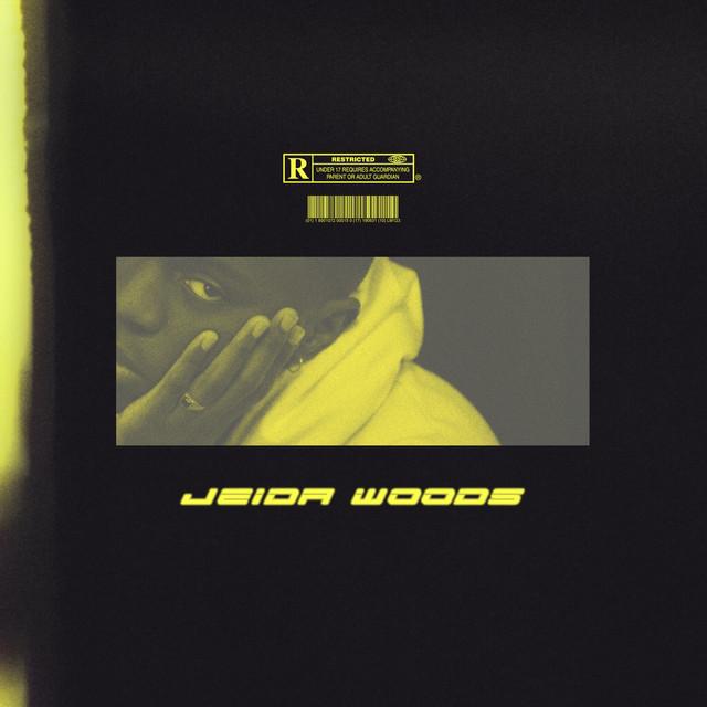 """Jeida Woods - """"LVESCK"""" cover"""