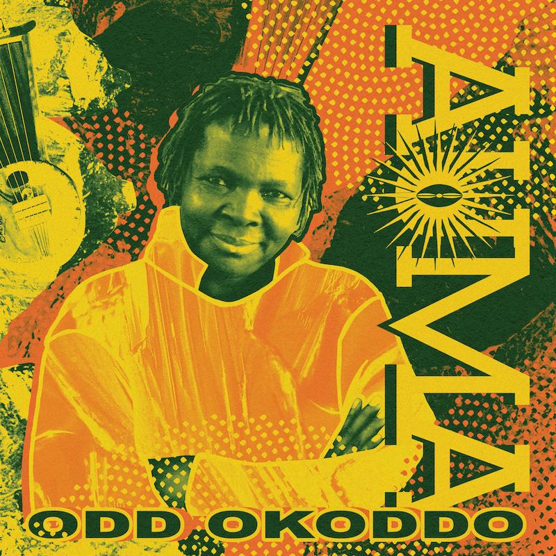 """ODD OKODDO - """"Auma"""" cover"""