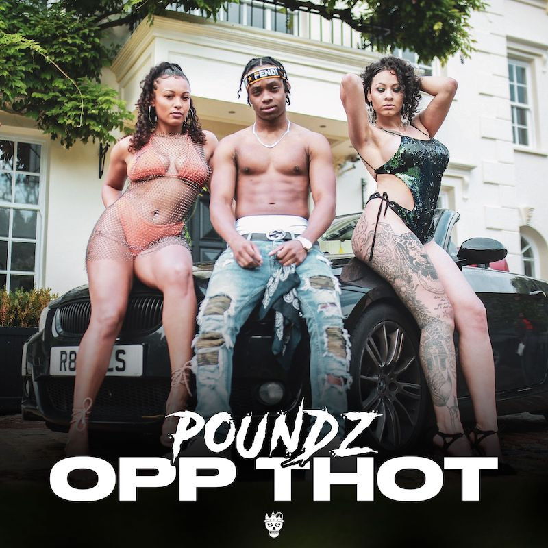 "Poundz - ""Opp Thot"" cover"
