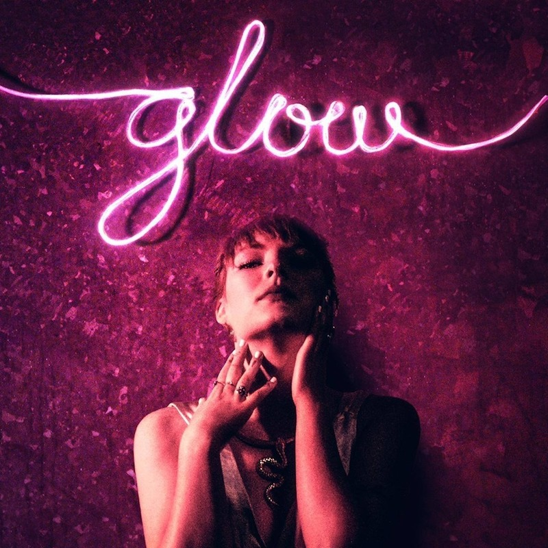 """RVBY - """"Glow"""" cover"""