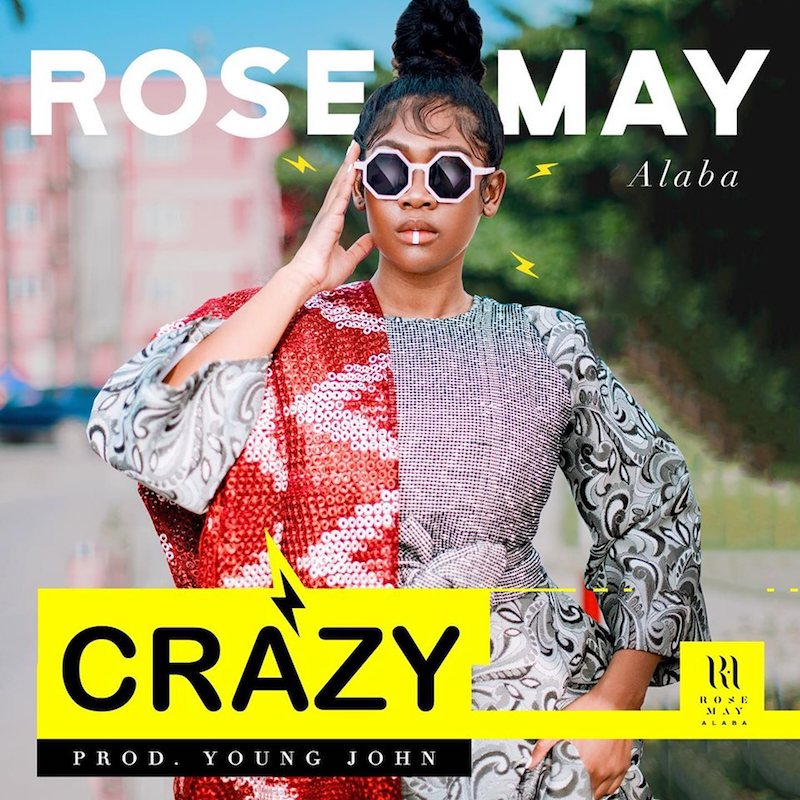 "Rose May Alaba - ""Crazy"" cover by @sirduksalot"
