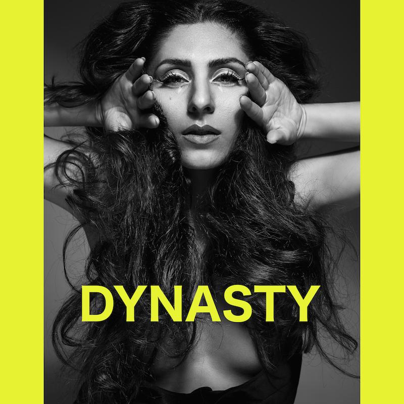 SOMA - Dynasty single cover