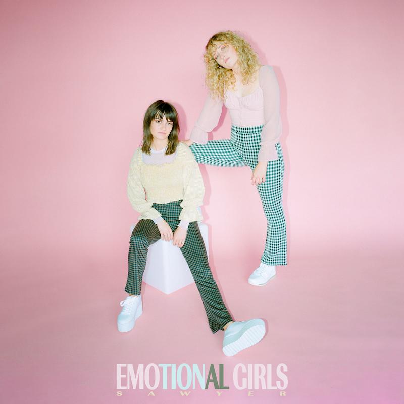 Sawyer + Emotional Girls cover + photo by Daniel Chaney