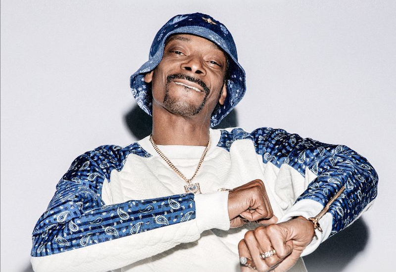 "Snoop Dogg ""I Wanna Thank Me"" tour photo"