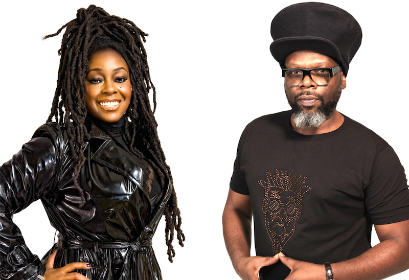 Soul II Soul press photo