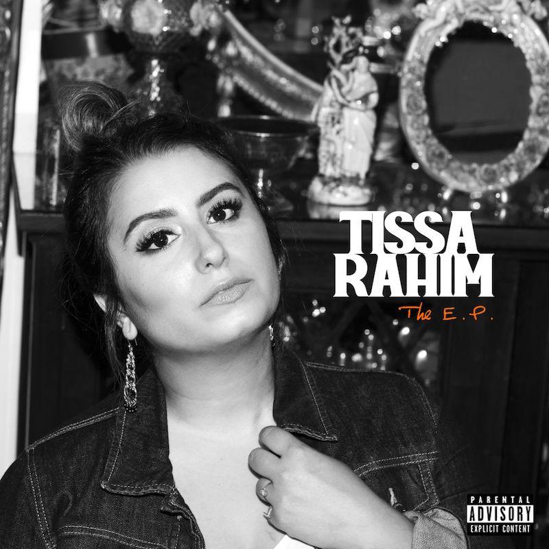 Tissa Rahim The E.P. cover