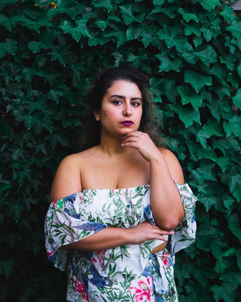 Tissa Rahim press photo