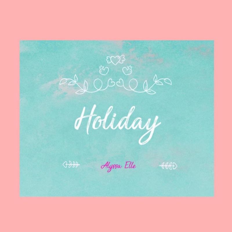 "Alyssa Elle - ""Holiday"" cover"