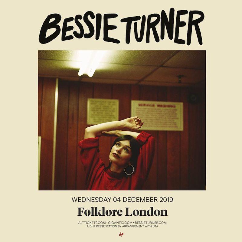 Bessie Turner Folklore London show