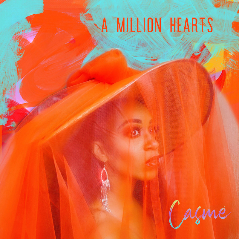 CASME' + A Million Hearts + cover