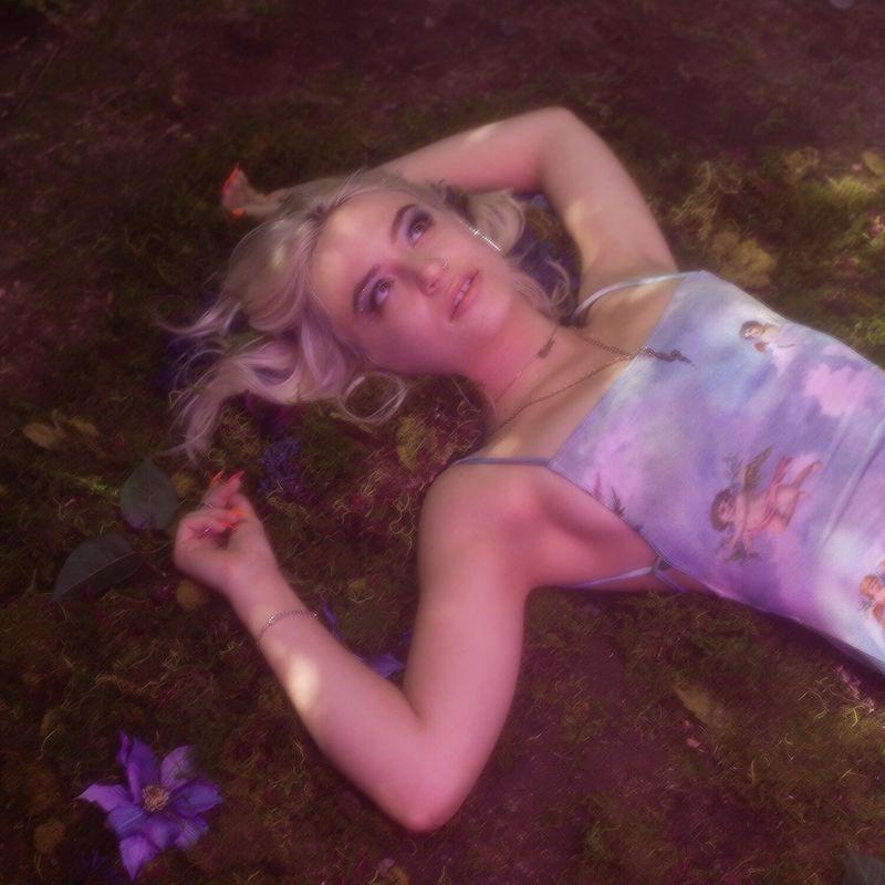"""Chloe Lilac - """"High School"""" cover"""