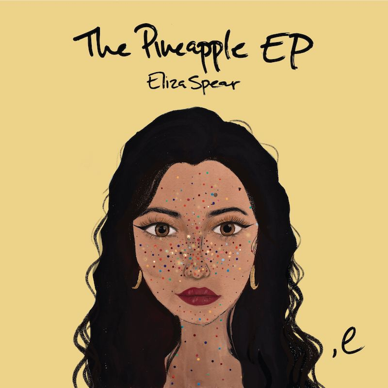 Eliza Spear - The Pineapple EP cover