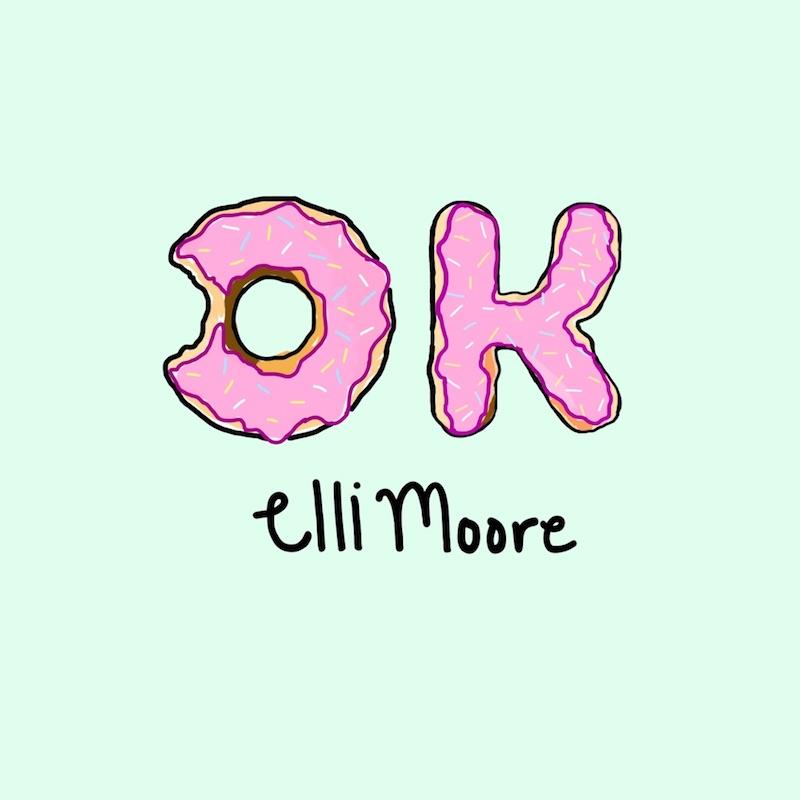 "Elli Moore - ""Ok"" cover"