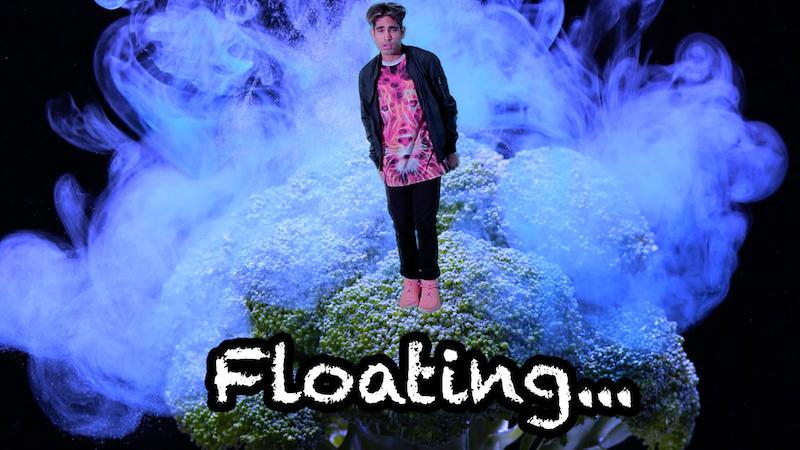 """Evin Skye - """"Floating…"""" banner"""