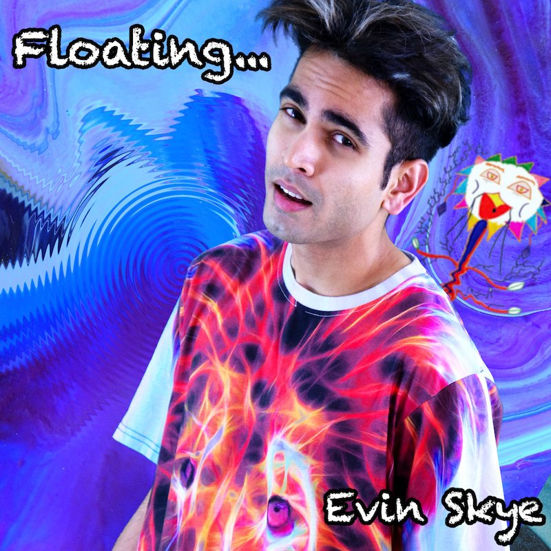 "Evin Skye - ""Floating…"" cover"