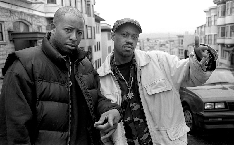 Gang Starr press photo