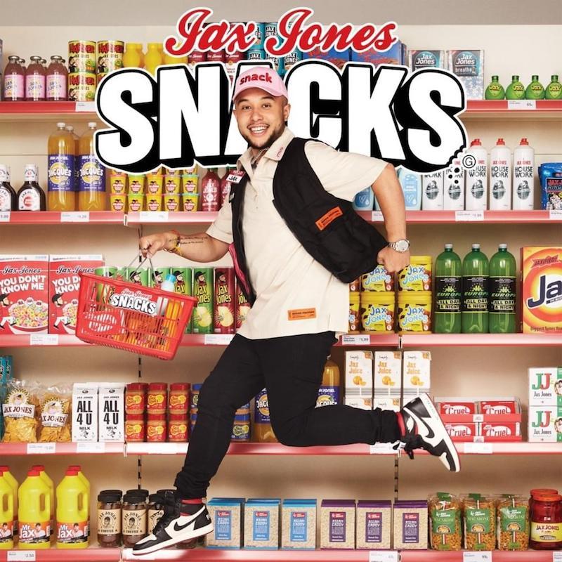 "Jax Jones - ""Snacks (Supersize)"" cover"