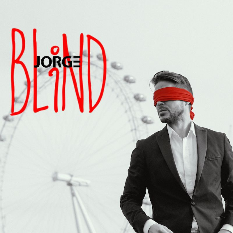 "Jorge - ""Blind"" cover"