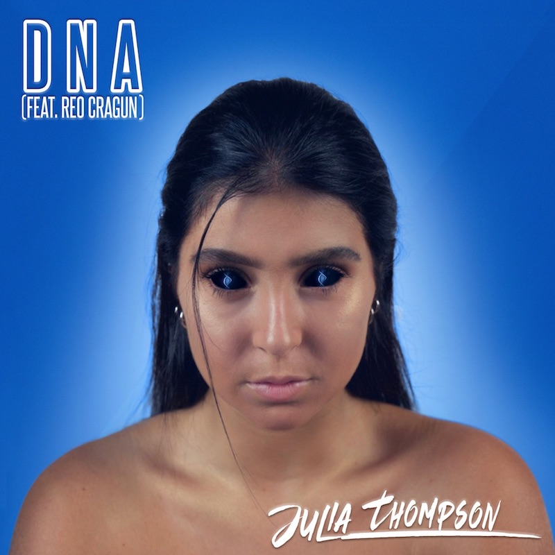 "Julia Thompson – ""DNA"" cover"