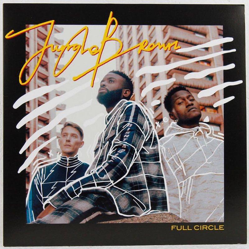 """Jungle Brown - """"Full Circle"""" album"""