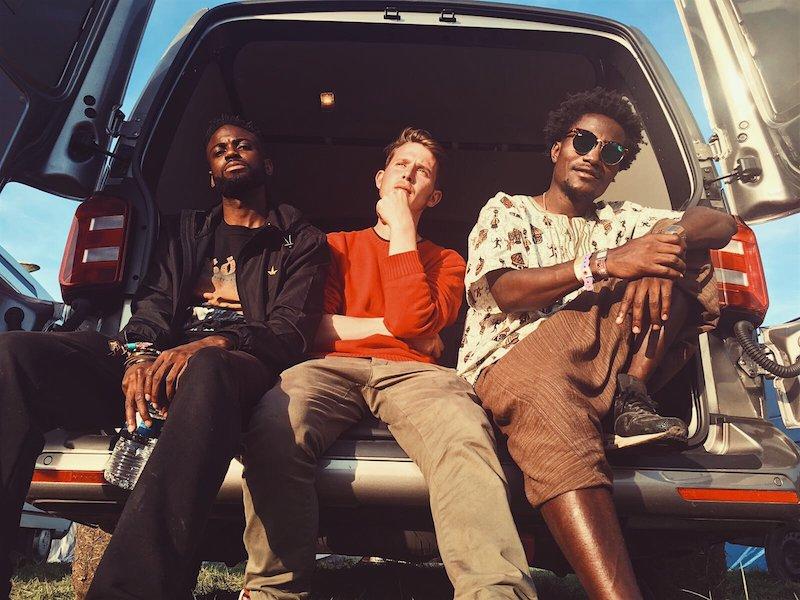 Jungle Brown press photo