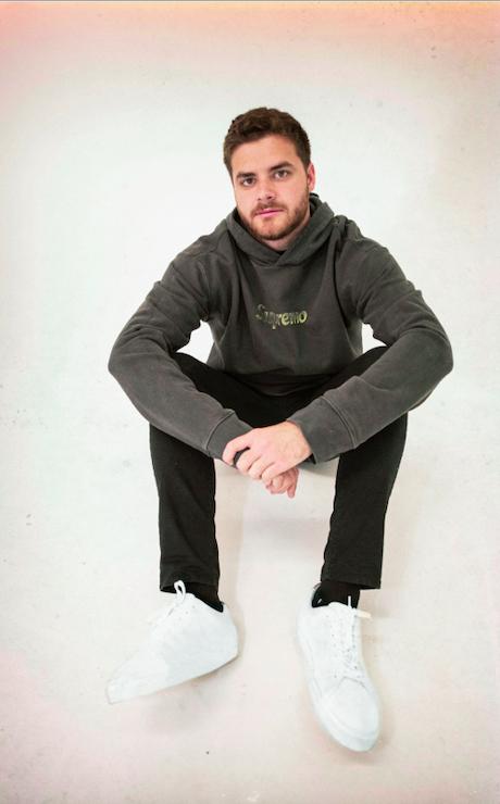 Justin Caruso press photo