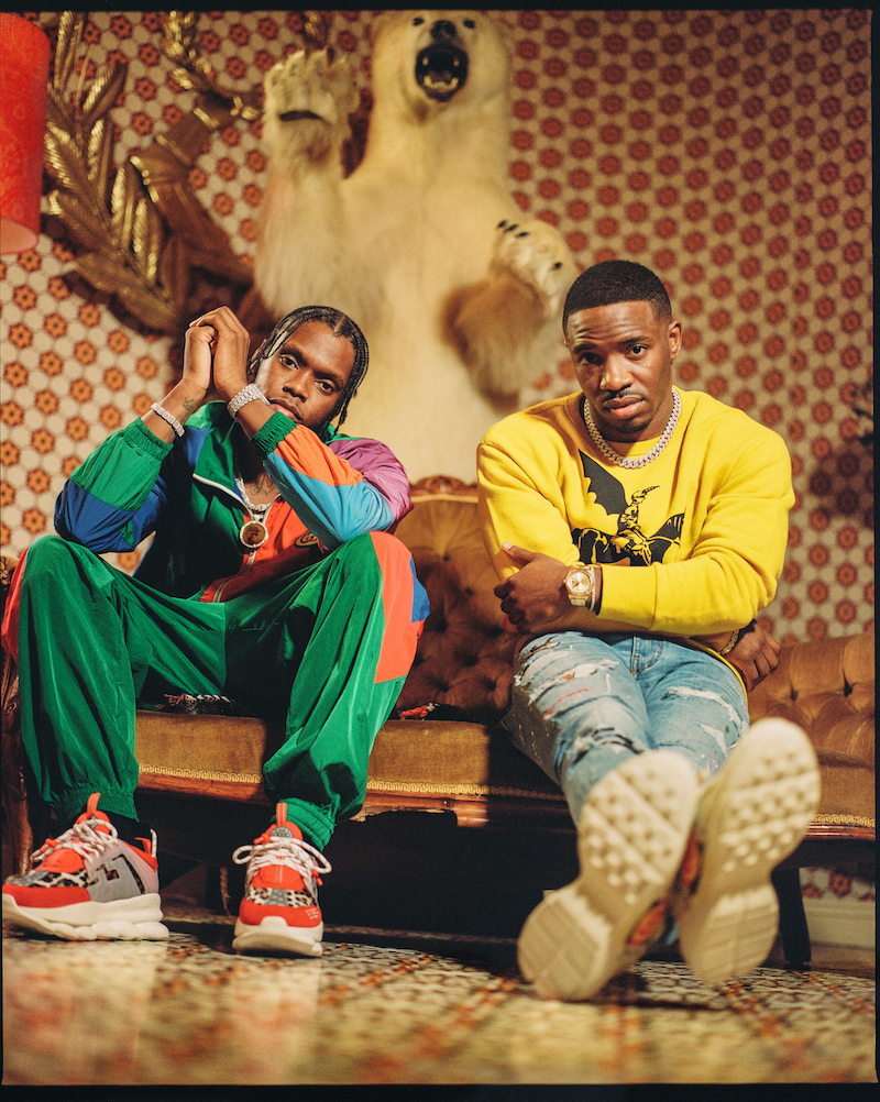 Krept & Konan press photo