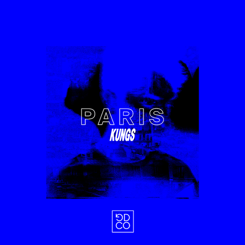 "Kungs - ""Paris"" cover"