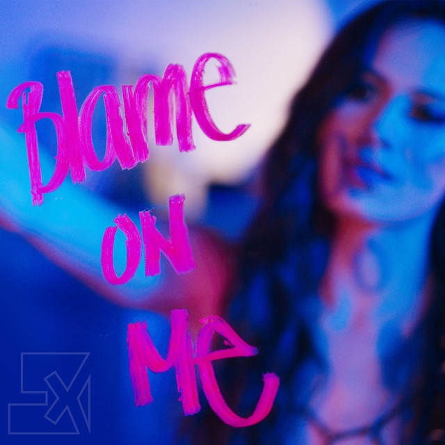 """LX – """"Blame On Me"""" cover"""