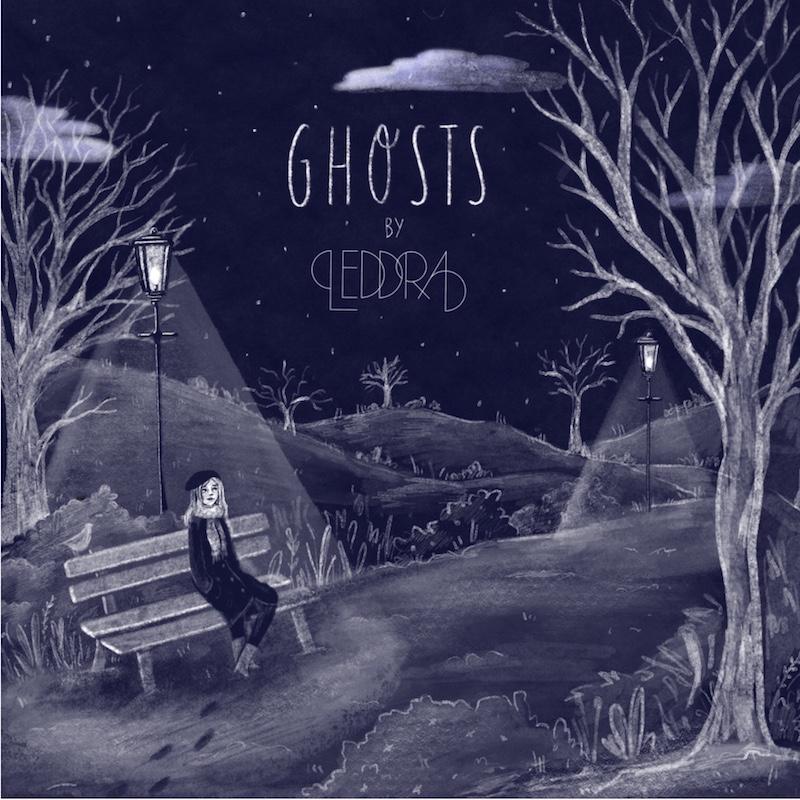 "Leddra Chapman - ""Ghosts"" cover"