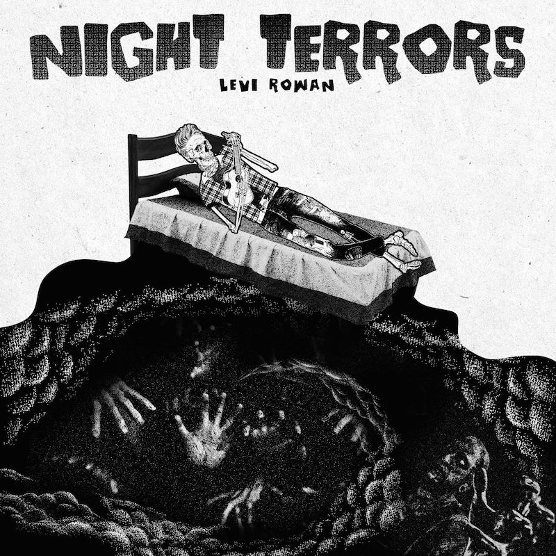 "Levi Rowan - ""Night Terrors"" cover"