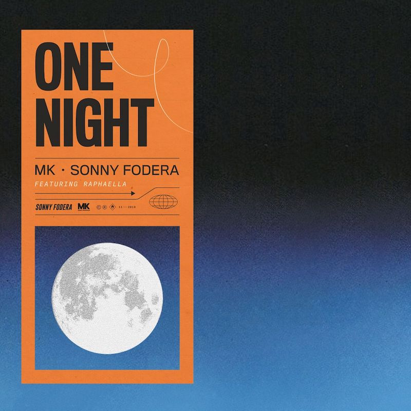 """MK and Sonny Fodera - """"One Night"""" cover"""