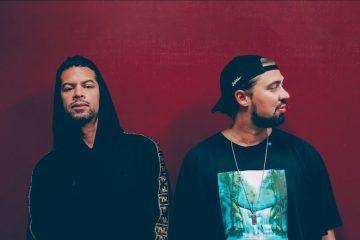 MK and Sonny Fodera press photo