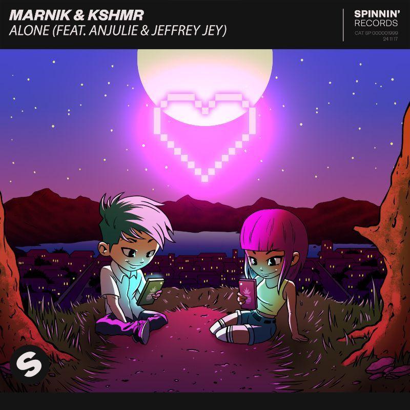 """Marnik & KSHMR - """"Alone"""" cover"""