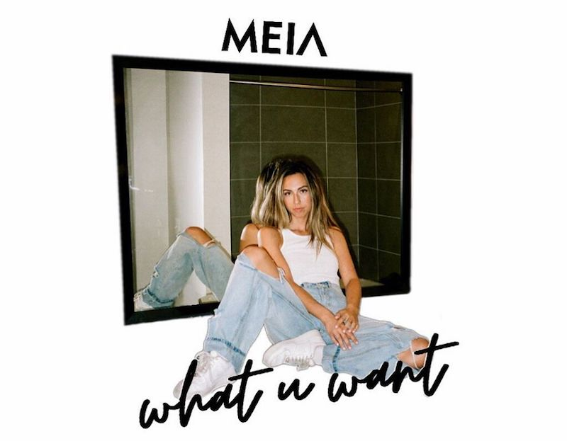 "Meia - ""What U Want"" cover"
