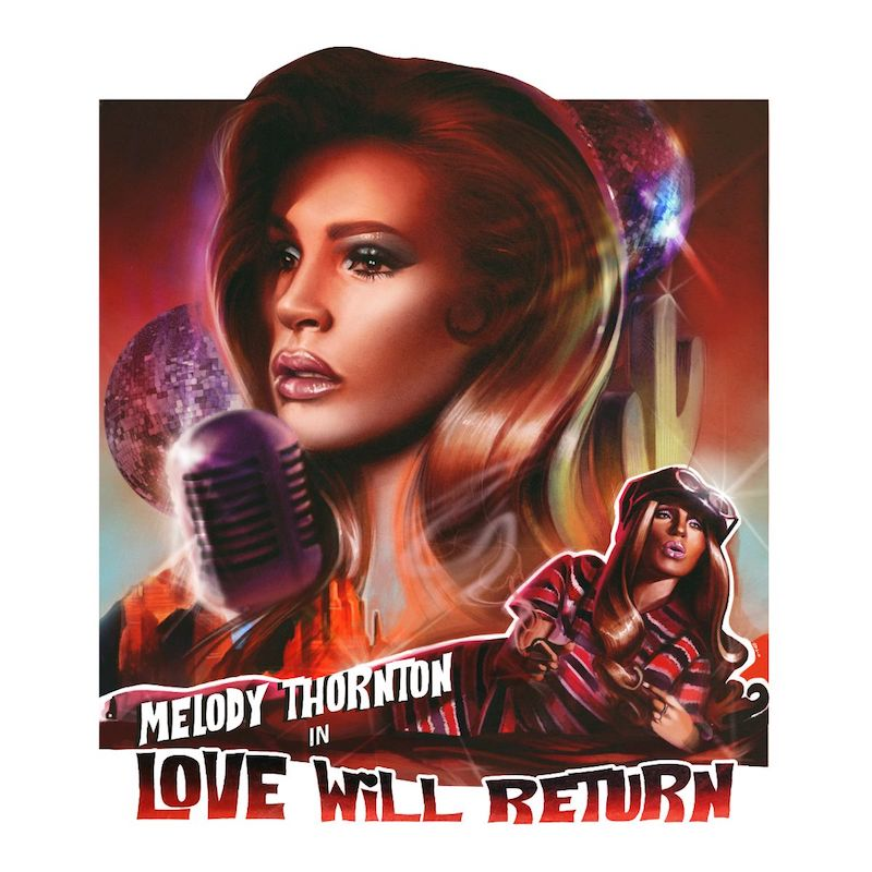 "Melody Thornton - ""Love Will Return"" cover"