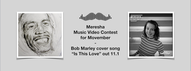 Meresha - Is This Love cover banner