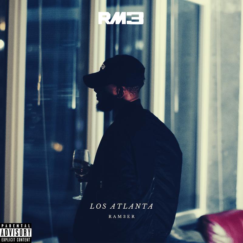 "RAM3ER - ""Los Atlanta"" EP cover"