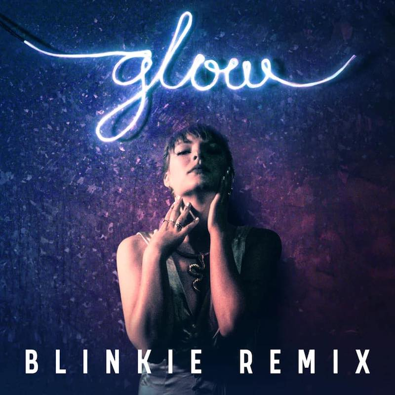 "RVBY - ""Glow (Blinkie Remix)"" cover"
