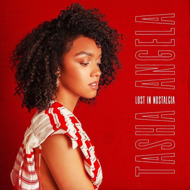 "Tasha Angela - ""Lost In Nostalgia"" cover"
