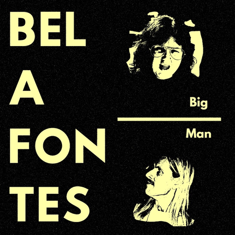 "The Belafontes - ""Big Man"" cover"