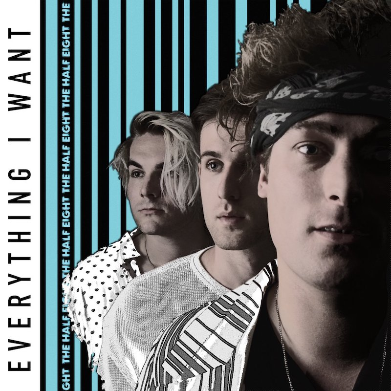 """The Half Eight - """"Everything I Want"""" cover"""