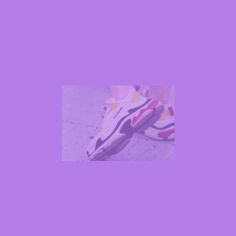 "Xevi's Universe - ""Purple Balenciagas"" cover"