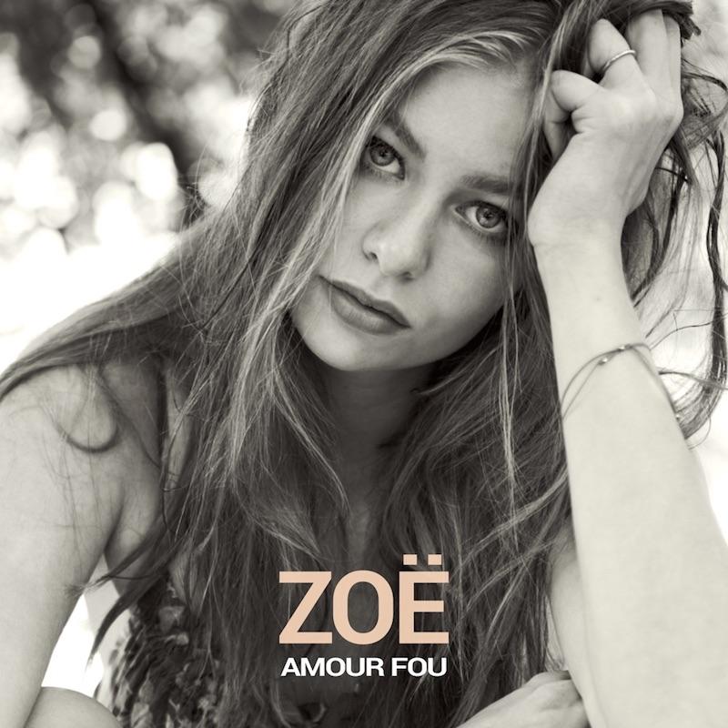 "ZOË - ""Amour Fou"" cover"